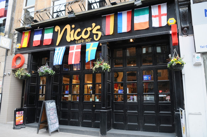 Nico's Bar (Glasgow Bar)