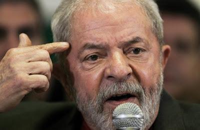 Lula pode ser preso até abril de 2017. Ele virou réu pela quinta vez em três operações diferentes