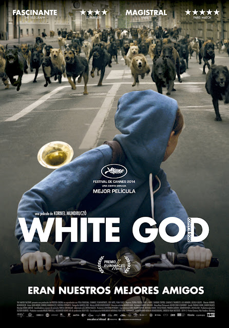 Póster: White God (2014)