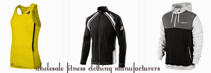 fitness wear manufacturer