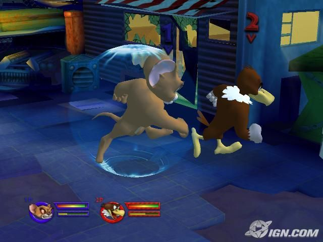 Download Game Tom And Jerry War Of The Whiskers Pc