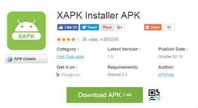 XAPK Installer Apk Mod