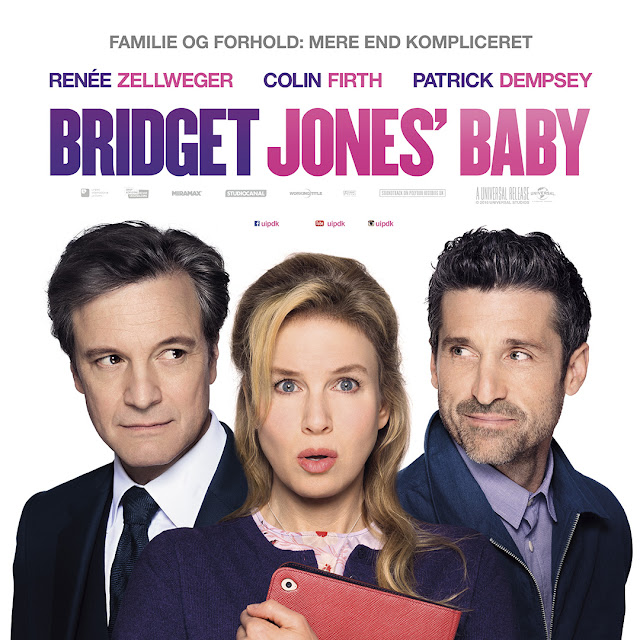 Bridget Jones's Baby (2016), CINE ΣΕΡΡΕΣ, Gemma Jones, Jim Broadbent, Renée Zellweger, Sharon Maguire,