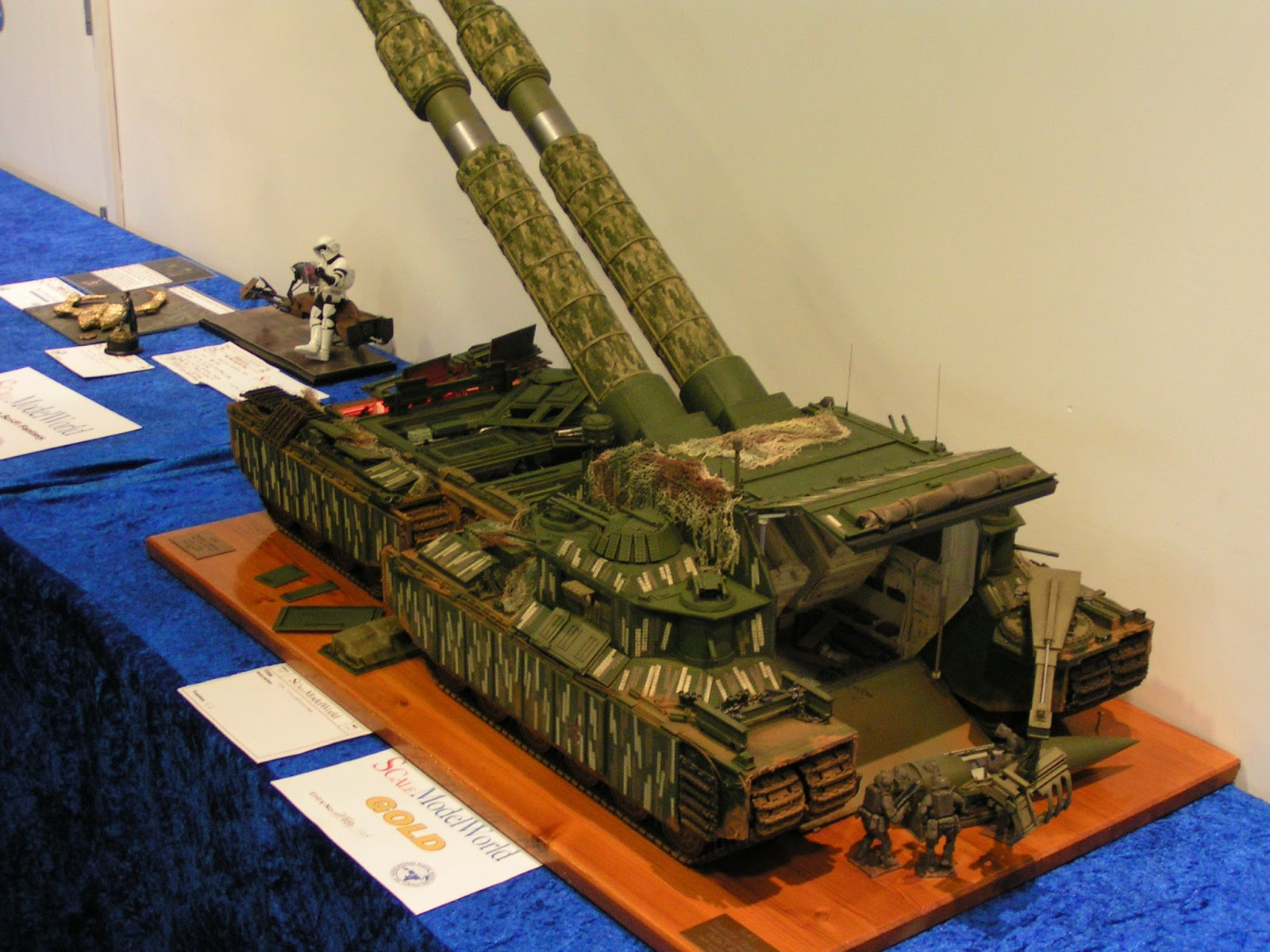 dampf s modelling page scale model world 2015 part four