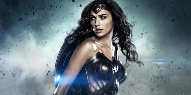 Exposición de Wonder Woman en Madrid