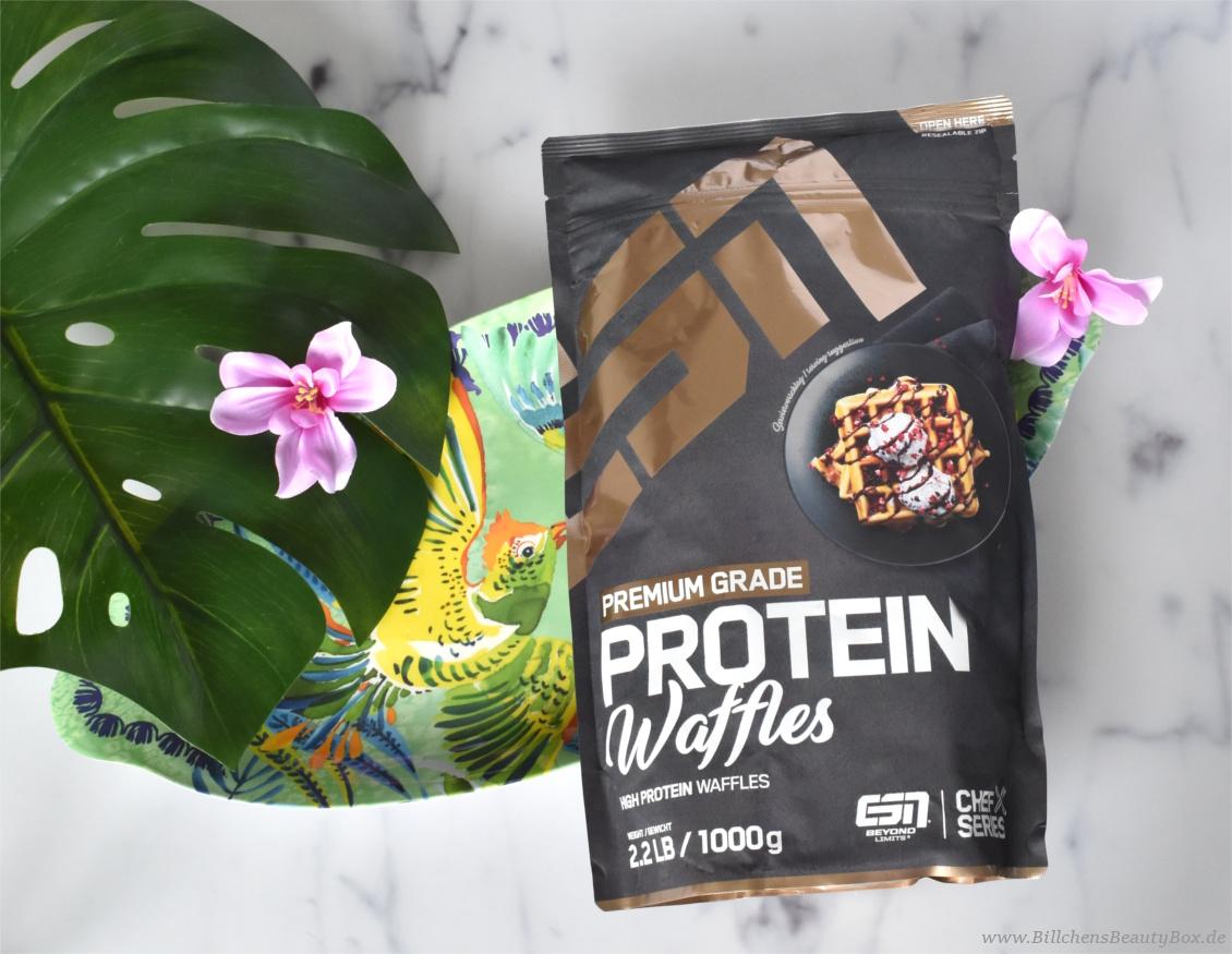 ESN Protein Waffeln - Waffles Mix