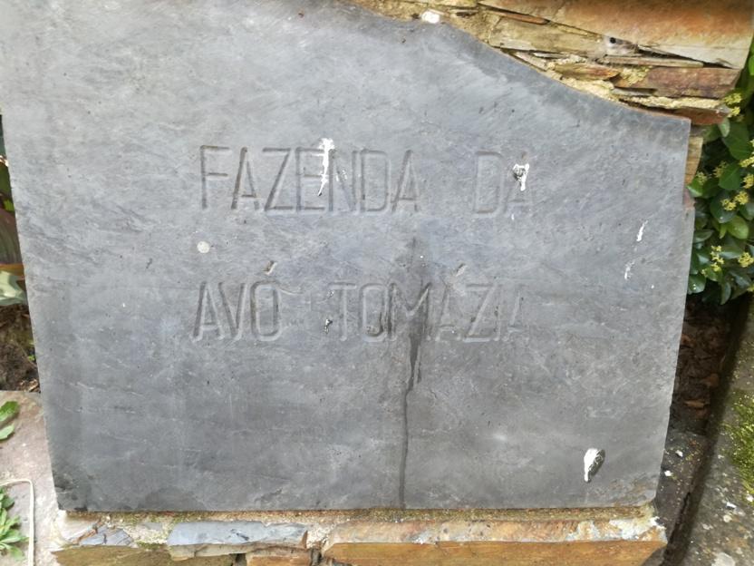 Fazenda da Avó Tomázia