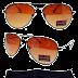 Óculos Polarizados  Super moda óculos de sol Unisex de celebridades James Bond