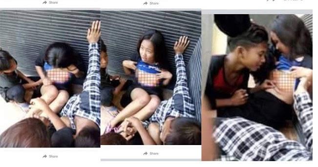 Siswi Smp Berjilbab Lagi Nyepong Pic 35 of 35