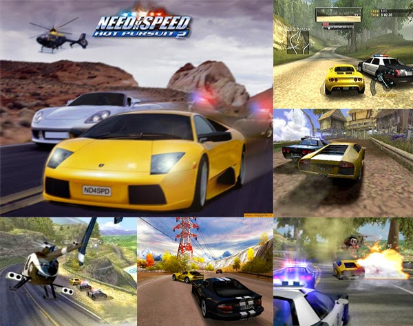 need for speed hot pursuit 2 cenas