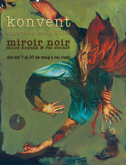 Rai escal artist blog miroir noir 39 s cecilismus konvent for Miroir noir watch online