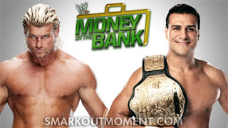 Watch Money in the Bank 2013 Dolph Ziggler Alberto Del Rio Match Online