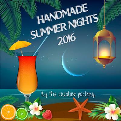 Handmade Summer Nights banner - Lampada Coastal fai-da-te  - MLI
