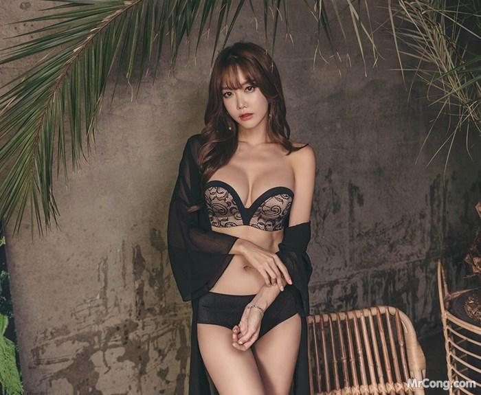 Image Korean-Model-Yoon-Ae-Ji-MrCong.com-017 in post Người đẹp Yoon Ae Ji trong bộ ảnh nội y tháng 10/2017 (262 ảnh)