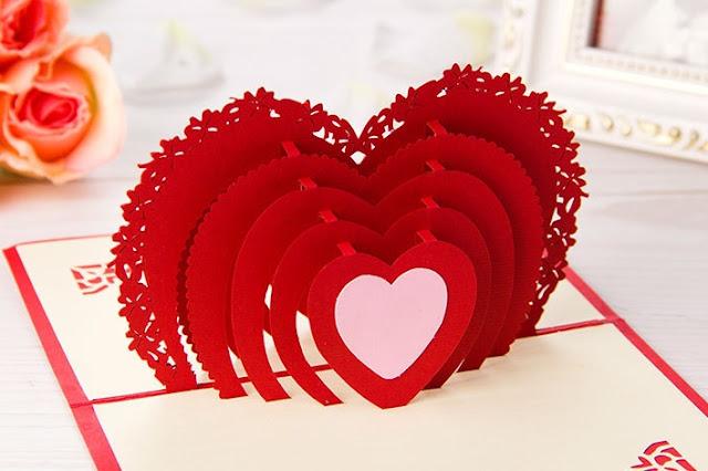 Sevgiliye Gönderilebilecek Kartpostallar
