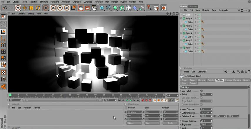 Cinema 4D - Volumetric Light | CG TUTORIAL