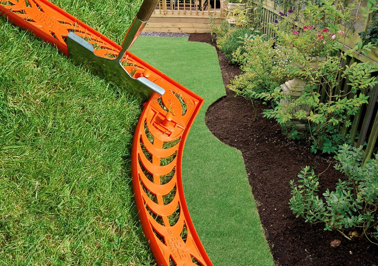 Plant Lawn Edging Ideas ! Garden Bible