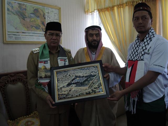 Besok, Ulama Palestina Meriahkan Tabligh Akbar di Aceh Tengah