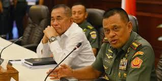 Amien Rais Sebut Pemerintah Bangkitkan PKI Ini Kata Panglima TNI