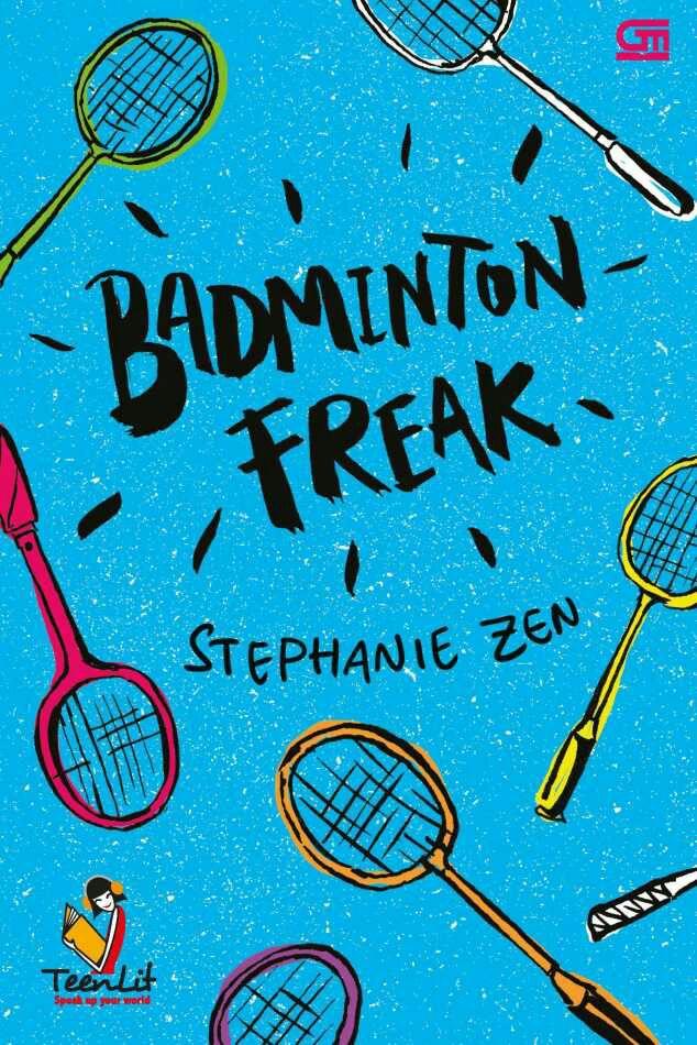 Sampul Buku Badminton Freak - Stephanie Zen.pdf