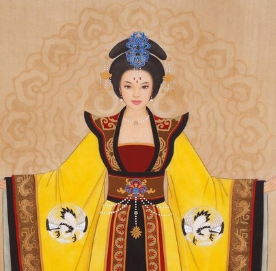 Royals in History: Empress Wu Zetian: The Only Woman To