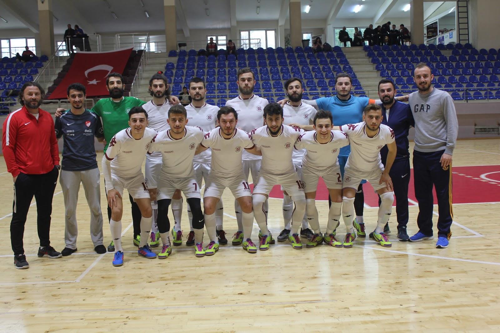 Kazandaki Spor Sarayı - yarım asır bir spor tesisi