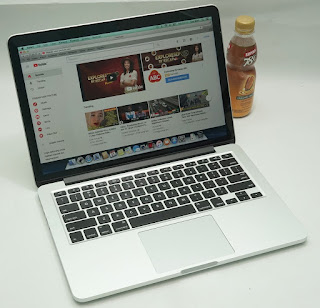 Jual 2nd Macbook Pro Retina Late 2013