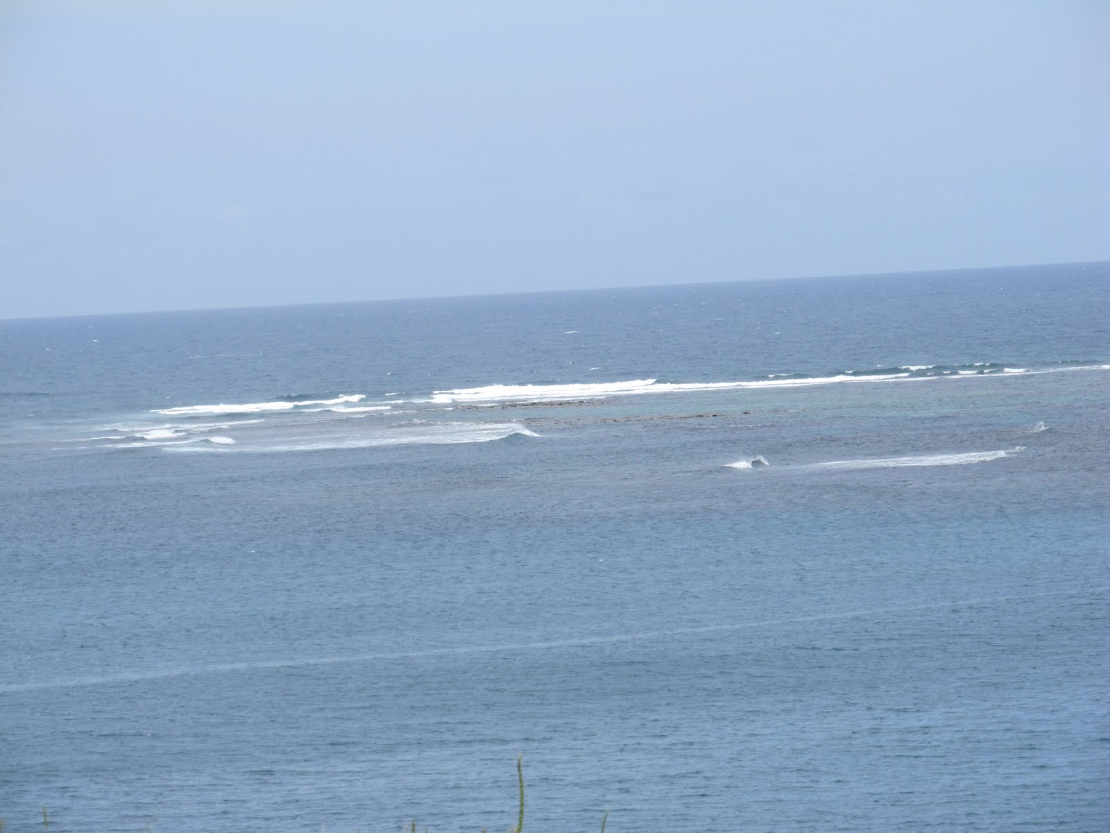 caribbean and atlantic ocean meet