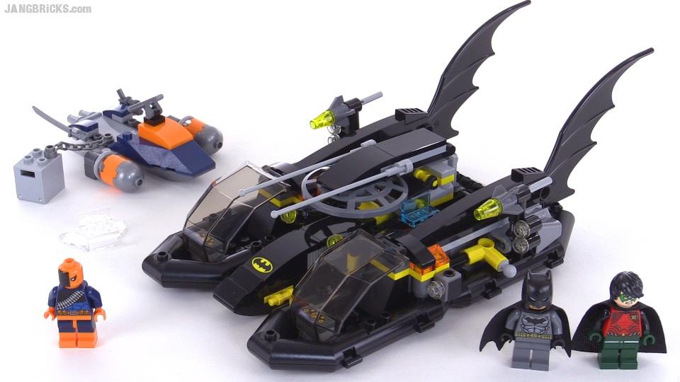 Lego Deathstroke Set L...