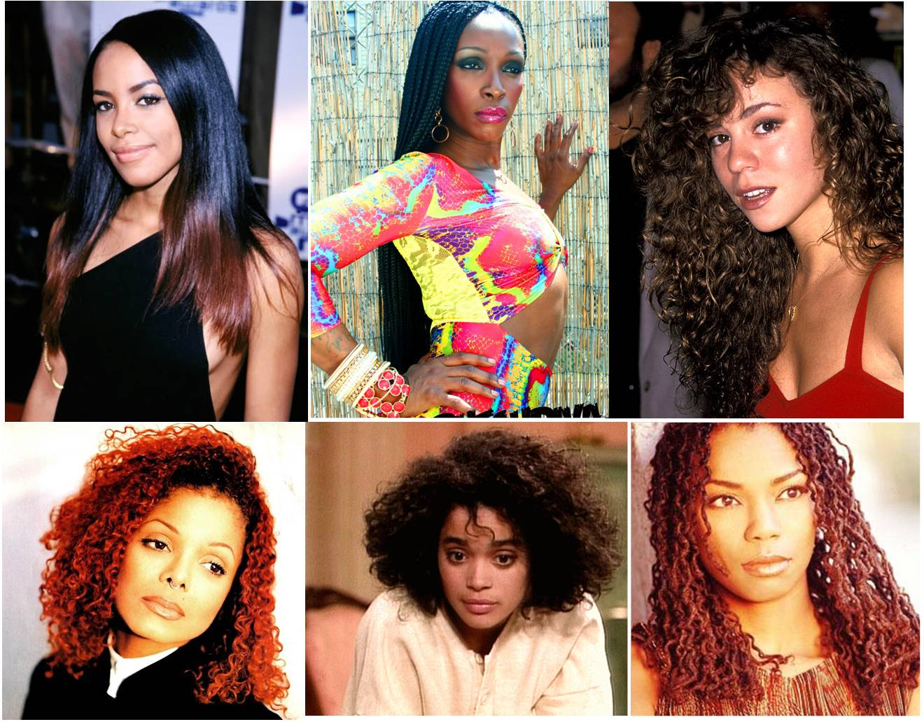 Prime Afromag Hair Gallery 90S Styles Are Back Short Hairstyles Gunalazisus