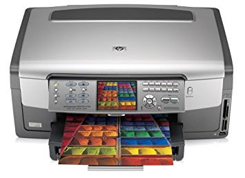 HP Photosmart 3110 All-in-One Printer Driver Download