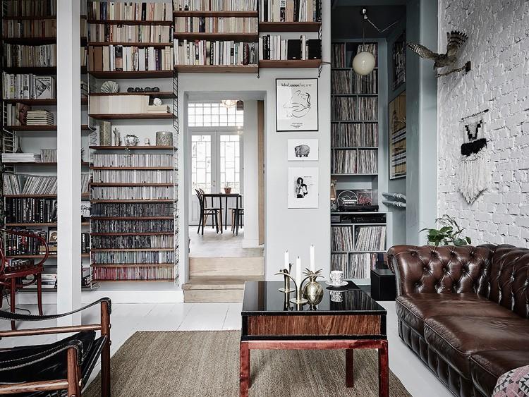 interior cocina vintage tonalidades neutras virlova style. Black Bedroom Furniture Sets. Home Design Ideas