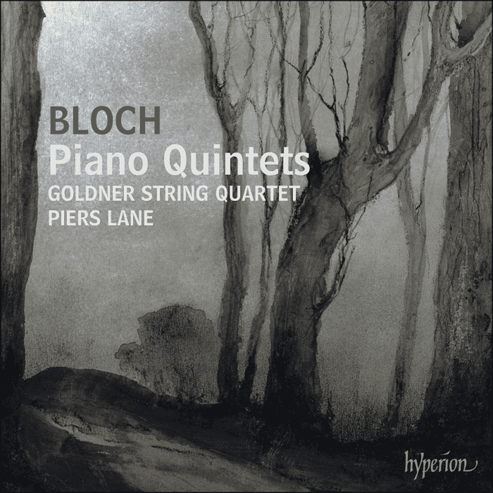 Ernest Bloch - The Portland String Quartet - Quartets Nos. IV And V