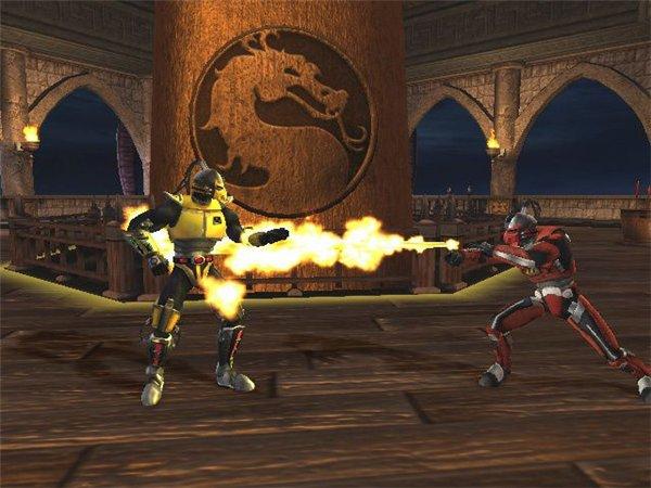Mortal Kombat Armageddon Wii 2 - PS2 - Mortal Kombat - Armageddon (NTSC)