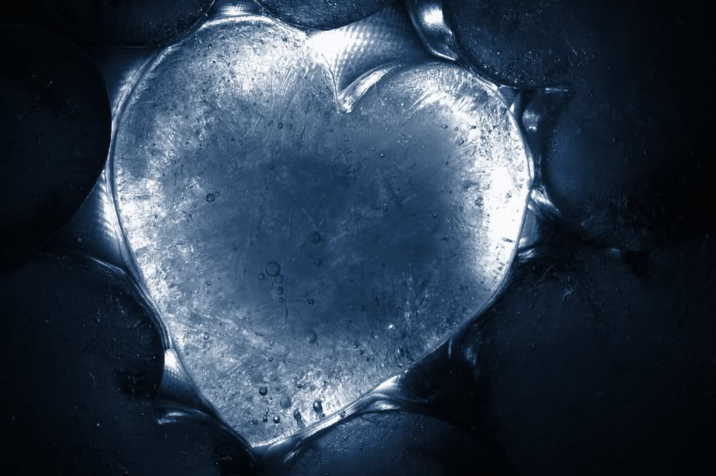 fire and ice heart - photo #27