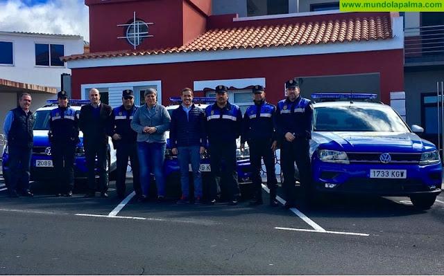 El Ayuntamiento refuerza el equipamiento de la Policía Local de Los Llanos