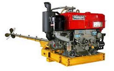 gambar mesin diesel yanmar