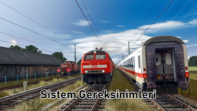 Trainz Railroad Simulator 2019 Sistem Gereksinimleri