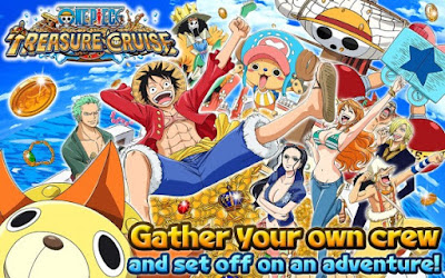 ONE PIECE TREASURE CRUISE Apk v4.0.0 Mod (God Mod/Massive Attack)