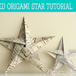 tutorial for origami star