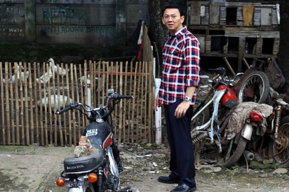 Calon Gubernur DKI Jakarta, Basuki Tjahaja Purnama atau Ahok/Via http://news.metrotvnews.com