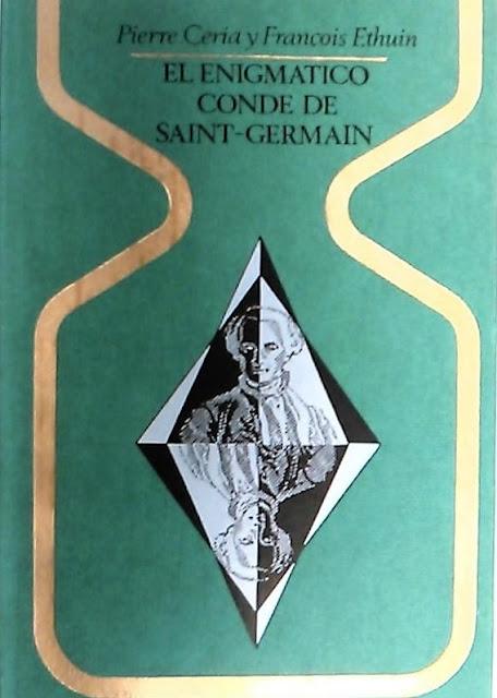 El Enigmático Conde de Saint Germain para Otros Mundos