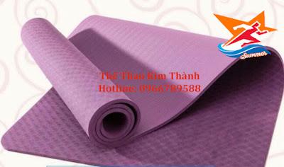 Thảm tập Yoga Đài Loan cao cấp 8 ly