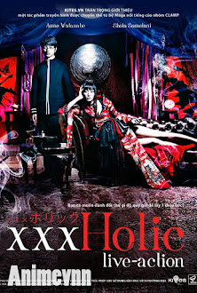 xxxHOLiC Live Action - xxxHOLiC Drama 2013 Poster