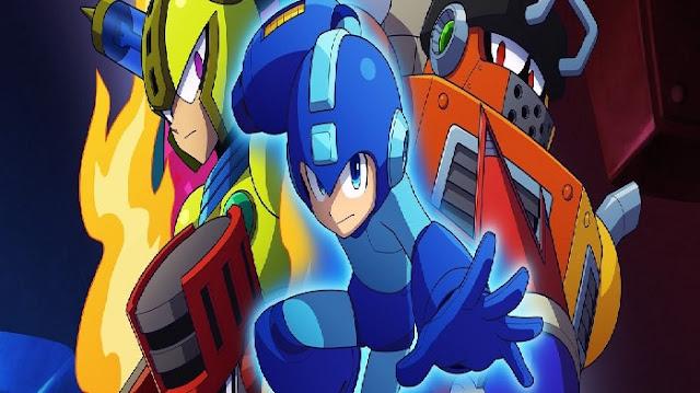 تقييم لعبة Mega Man 11