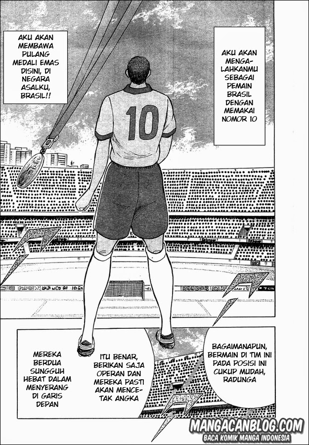 Captain Tsubasa – Rising Sun Chapter 08-10