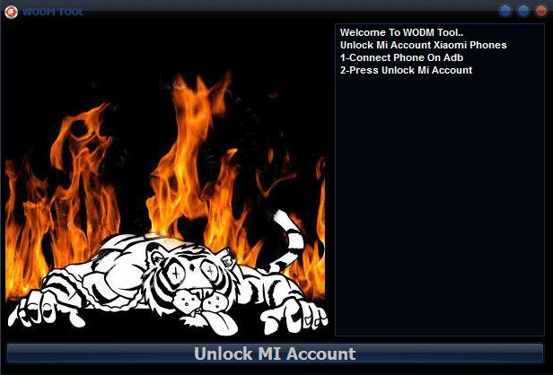 unlock tool micloud note 3 mtk