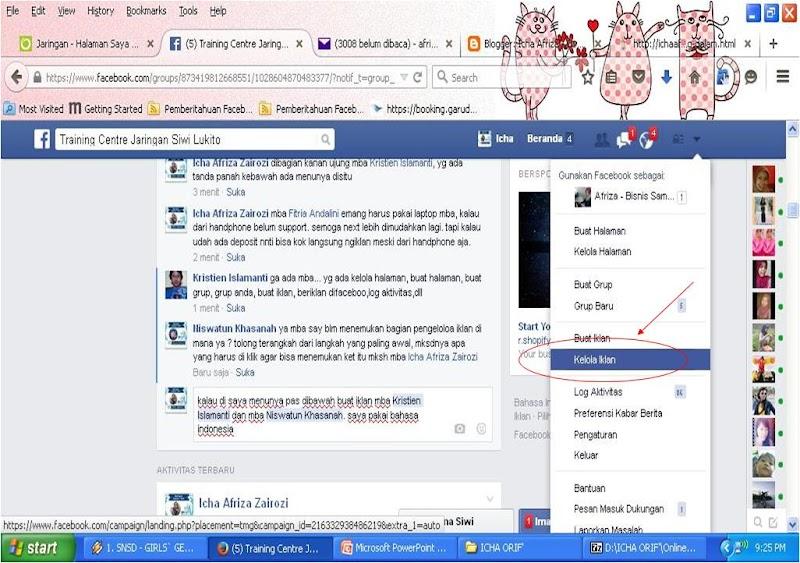 Tips : 8 Langkah Mudah Beriklan Di Facebook