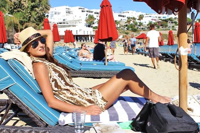 must-visit beaches in Mykonos, famous Mykonos beaches
