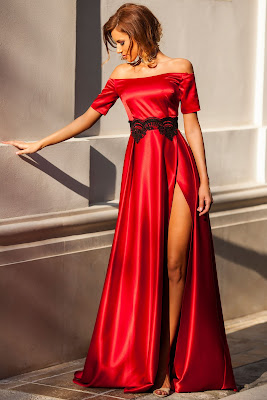 vestidos largos que estan de moda